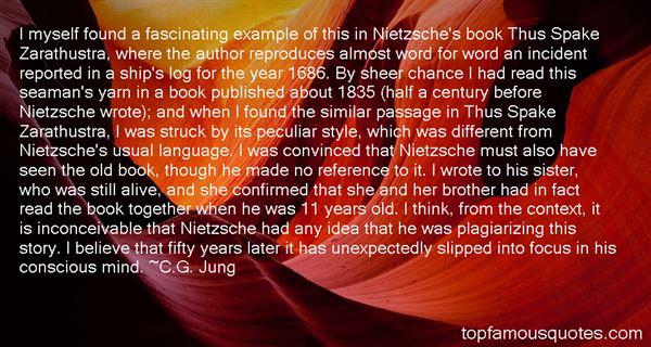 C.G. Jung Quotes