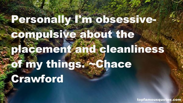 Chace Crawford Quotes