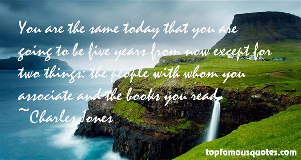Charles Jones Quotes