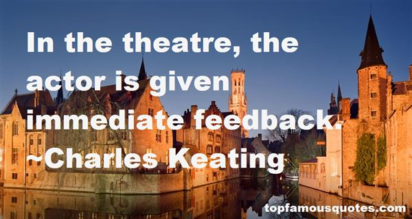 Charles Keating Quotes