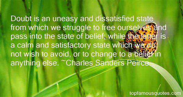 Charles Sanders Peirce Quotes
