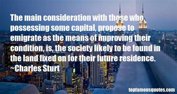 Charles Sturt Quotes