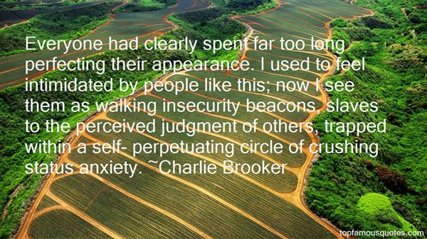Charlie Brooker Quotes