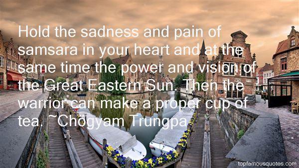 Chögyam Trungpa Quotes