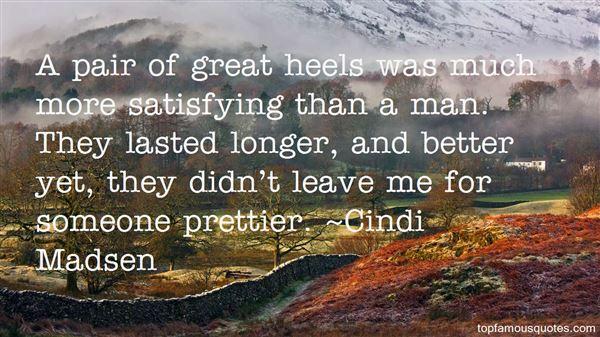 Cindi Madsen Quotes