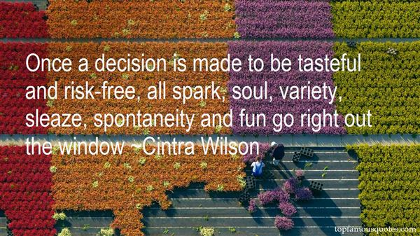 Cintra Wilson Quotes