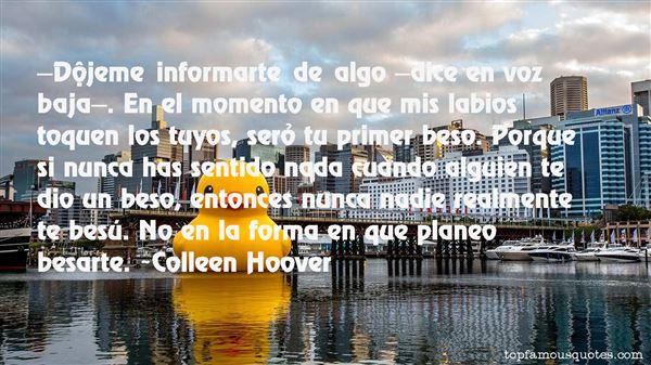 Colleen Hoover Quotes