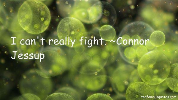 Connor Jessup Quotes