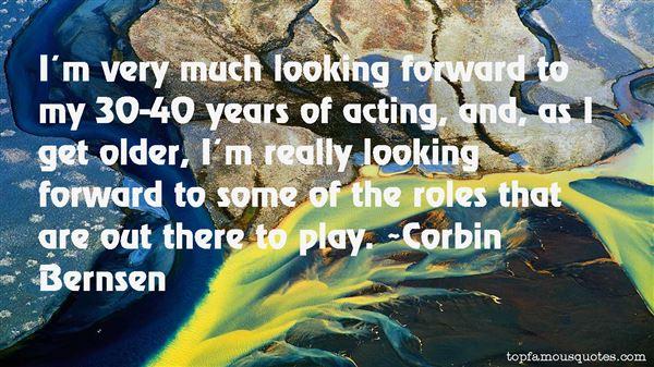 Corbin Bernsen Quotes
