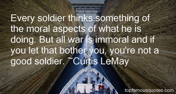 Curtis LeMay Quotes