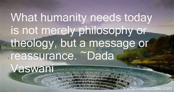Dada Vaswani Quotes