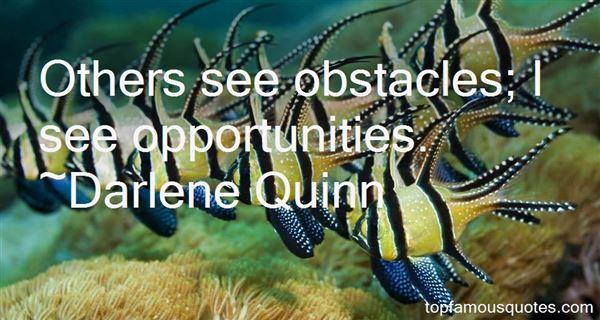 Darlene Quinn Quotes