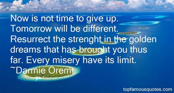 Darmie Orem Quotes