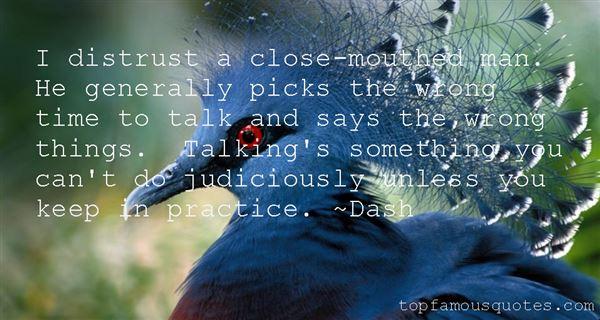 Dash Quotes