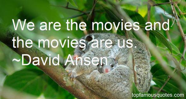 David Ansen Quotes