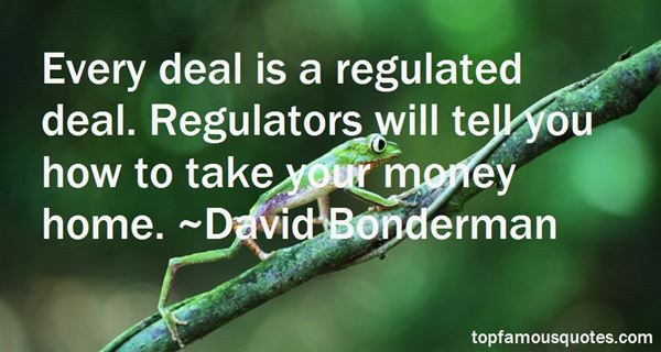 David Bonderman Quotes