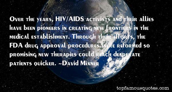 David Mixner Quotes