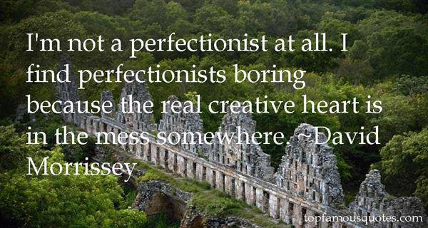 David Morrissey Quotes