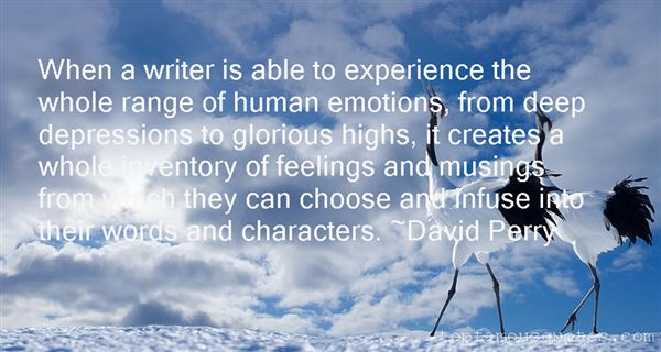 David Perry Quotes