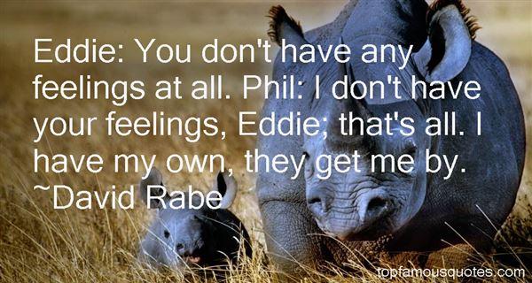 David Rabe Quotes
