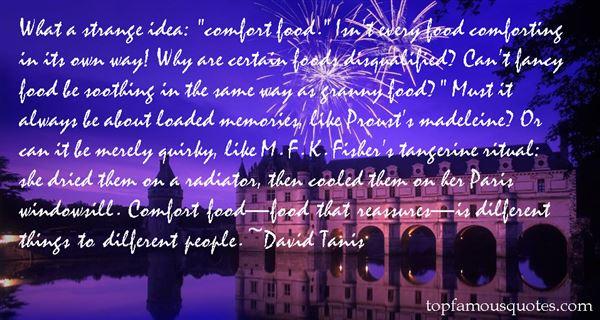 David Tanis Quotes
