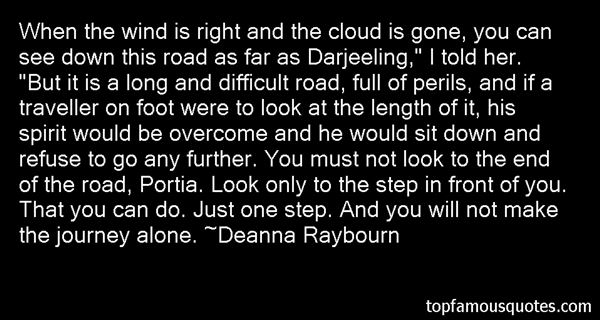 Deanna Raybourn Quotes