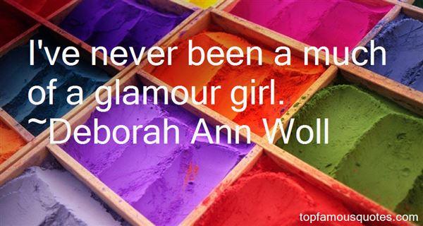 Deborah Ann Woll Quotes