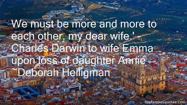 Deborah Heiligman Quotes
