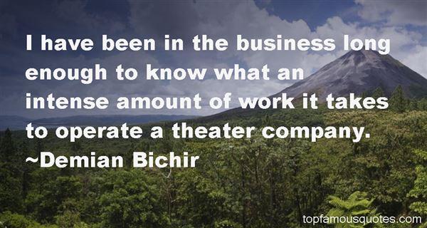 Demian Bichir Quotes