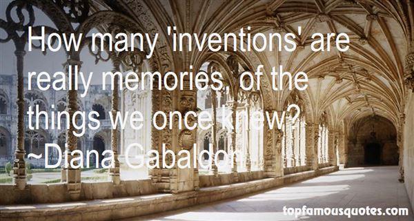 Diana Gabaldon Quotes