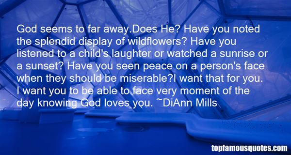 DiAnn Mills Quotes