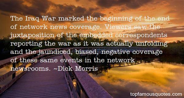 Dick Morris Quotes