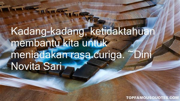 Dini Novita Sari Quotes