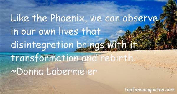 Donna Labermeier Quotes