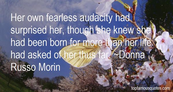 Donna Russo Morin Quotes