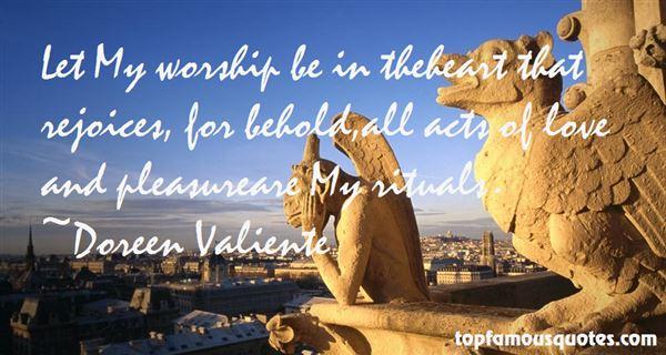 Doreen Valiente Quotes