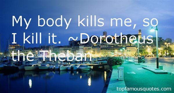 Dorotheus The Theban Quotes