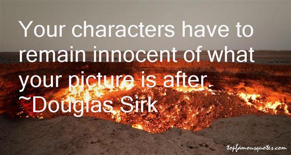 Douglas Sirk Quotes