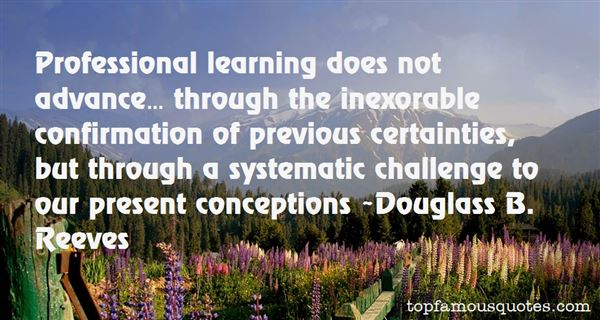 Douglass B. Reeves Quotes