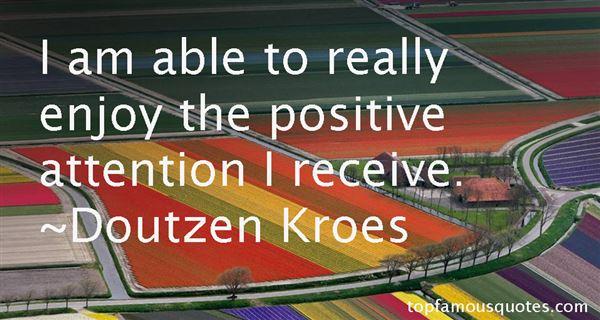 Doutzen Kroes Quotes