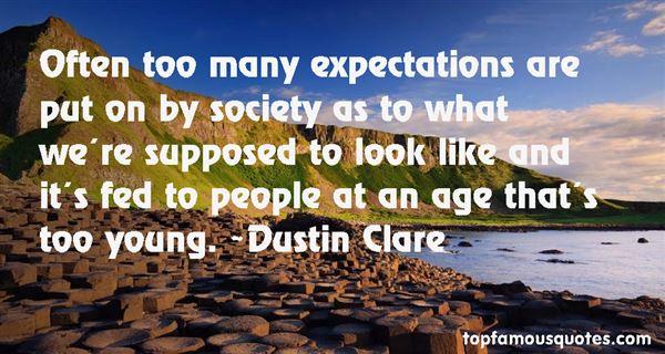 Dustin Clare Quotes