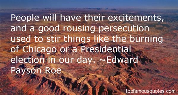 Edward Payson Roe Quotes
