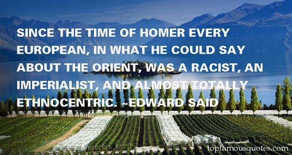 Edward Said Quotes