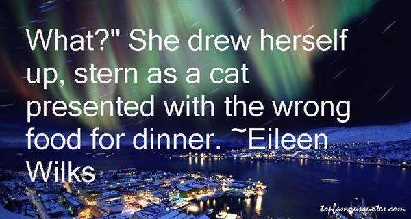Eileen Wilks Quotes