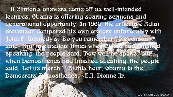 E.J. Dionne Jr. Quotes