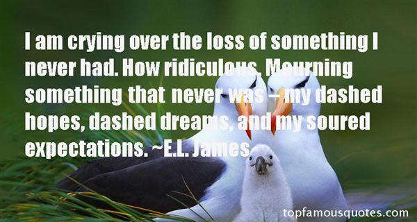 E.L. James Quotes