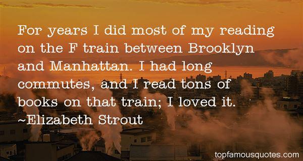Elizabeth Strout Quotes