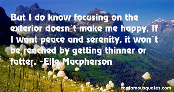 Elle Macpherson Quotes