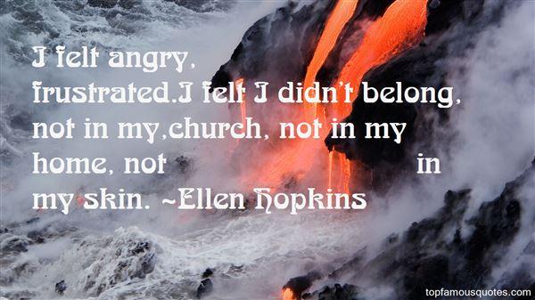 Ellen Hopkins Quotes