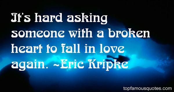 Eric Kripke Quotes